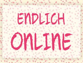 Endlich online: Mein erster offizieller Onlineshop!